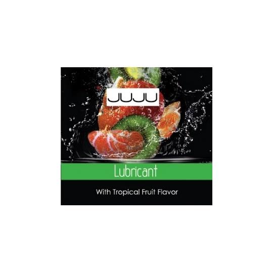 Съедобный лубрикант JUJU со вкусом тропичесих фруктов 3ML 7753JU