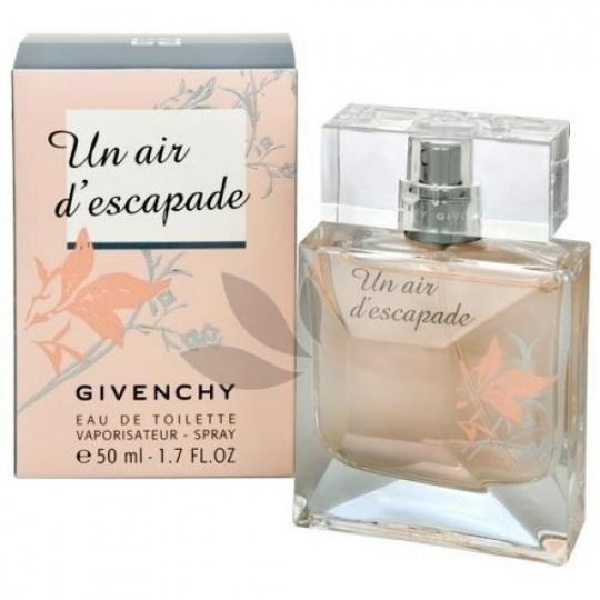 "Духи  феромонами Givenchy ""Un Air d'Escapade супер стойкие"