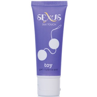 Лубрикант SEXUS SILK TOUCH TOY